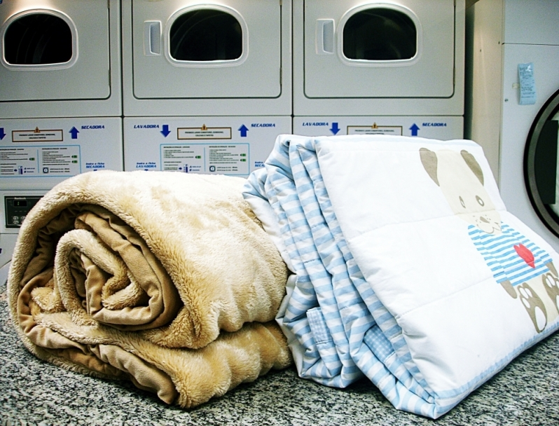 Lavagem para Roupa de Cama Vila Romana - Lavagem de Lençol