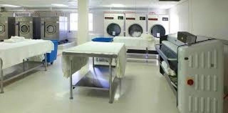 Lavanderia Industrial para Lavagem de EPIS no Butantã - Lavanderia Toalhas Industriais