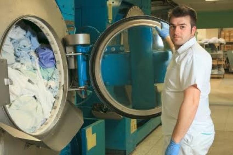 Lavanderia Industrial para Lavagem de Toalhas Preço Vila Anastácio - Lavanderia para Lavagem de Uniformes Industrial