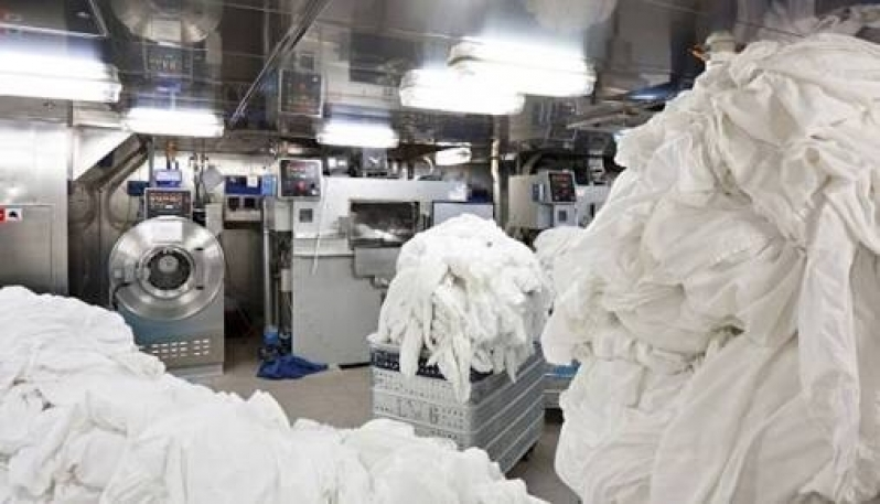 Lavanderia Industrial Preço Serra da Cantareira - Lavanderia Industrial para Lavagem de Roupas