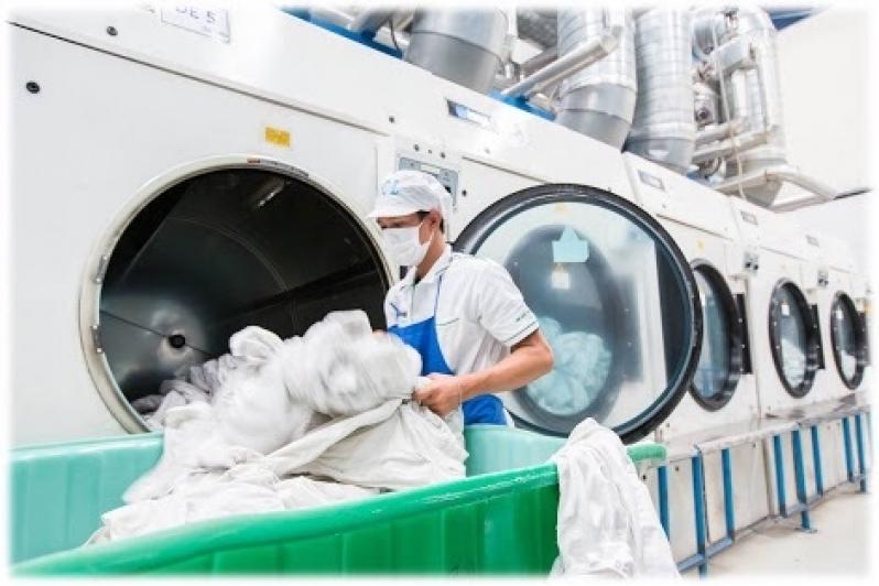 Lavanderias para Higienização de Luvas Profissionais no Alto de Pinheiros - Lavanderia Industrial para Higienização de Luvas