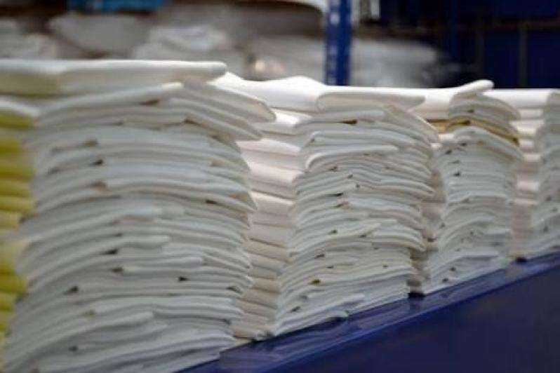 Quanto Custa Lavanderia Toalhas Industriais no Pacaembu - Lavanderia para Lavagem de Uniformes de Fábrica
