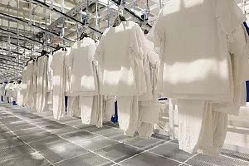 Serviço de Lavanderia Industrial para Higienização de Luvas no Tremembé - Lavanderia Industrial para Lavagem de Uniformes