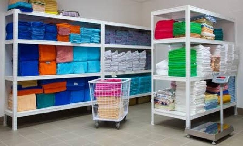 Serviço de Lavanderia Industrial para Lavagem de Uniformes Lapa - Lavanderia Industrial para Higienização de Luvas