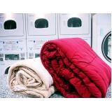 lavagem para roupa de cama preço Vila Gustavo