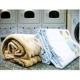 lavagem para roupa de cama Vila Romana