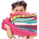 lavagem a seco de roupa suja