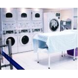 lavanderia de lavagem a seco