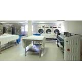 lavanderia industrial para lavagem de EPIS no Tremembé