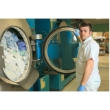 lavanderia industrial para lavagem de uniformes no Tremembé
