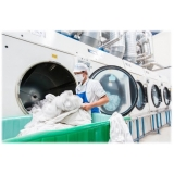 lavanderia para lavagem de enxoval hotelaria preço em Mandaqui