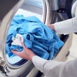 lavanderia para lavagem de roupas industrial no Bairro do Limão