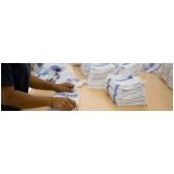 lavanderia para lavagem de uniformes de fábrica preço em Nossa Senhora do Ó