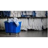 lavanderia industrial para lavagem de uniformes