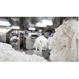 lavanderias para lavagem de lençóis de hotel Água Branca