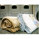 quanto custa lavagem para roupa de cama Vila Mazzei