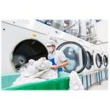 quanto custa lavanderia industrial para higienização de luvas Vila Mazzei