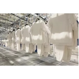 quanto custa lavanderia industrial para lavagem de roupas Água Branca