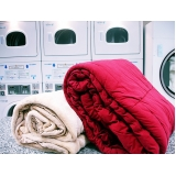 serviço de lavagem de cobertor Santana
