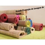 serviço de lavagem de tapete peludo Vila Medeiros