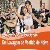 serviço de lavagem de vestido de noiva Jardim São Paulo