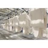 serviço de lavanderia industrial para higienização de luvas no Rio Pequeno