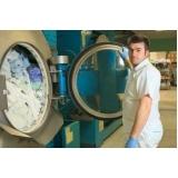 serviço de lavanderia industrial para lavagem de EPIS no Limão