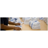 serviço de lavanderia industrial para lavagem de roupas em Sumaré