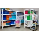 serviço de lavanderia industrial para lavagem de uniformes no Limão