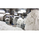 serviço de lavanderia toalhas industriais Vila Anastácio