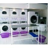 serviço de lavanderia industrial